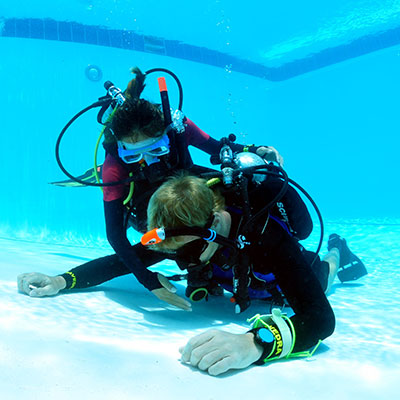 Instructor course PADI